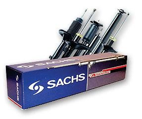 Sachs Shock Absorber Super Touring 102 311 Sparesbox - Image 1