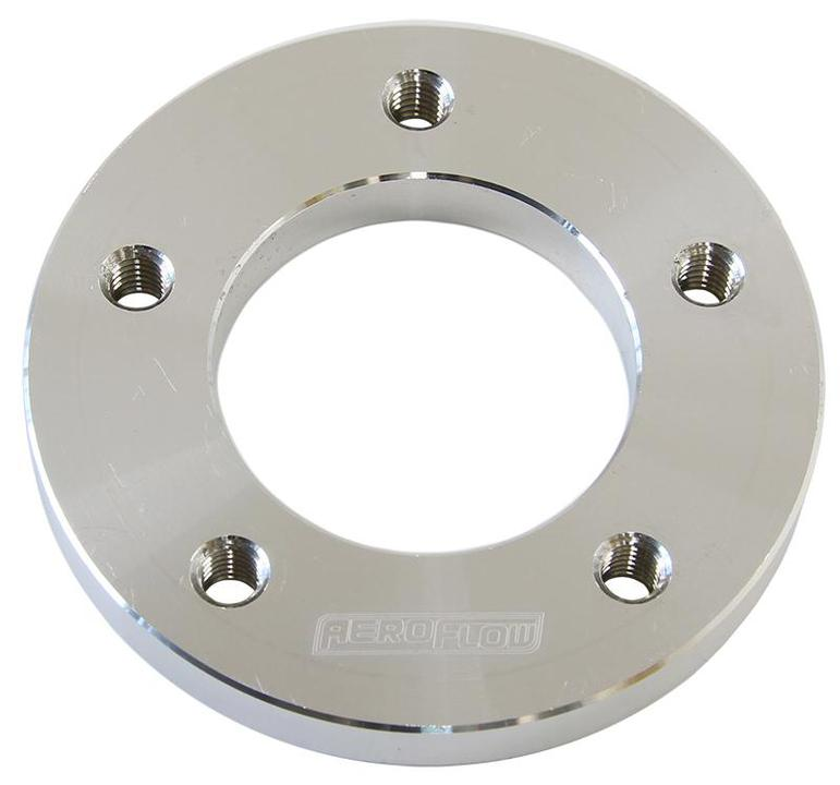 Aeroflow AF85-1500 Auminium Weld On For Fuel Sender Units All, 6061-T6 Alloy Sparesbox - Image 1