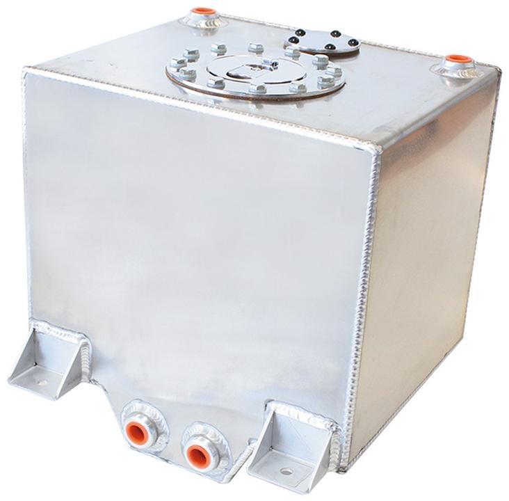 Aeroflow AF85-2050A Alloy Fuel Cell 19 Litre Sparesbox - Image 1