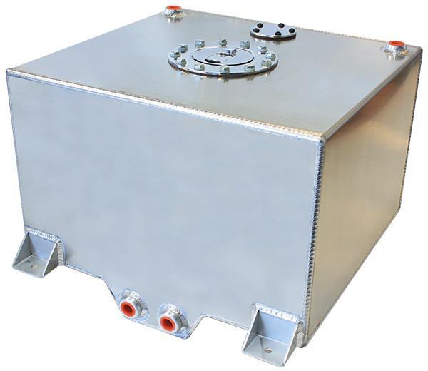 Aeroflow AF85-2100A Alloy Fuel Cell 38 Litre Sparesbox - Image 1
