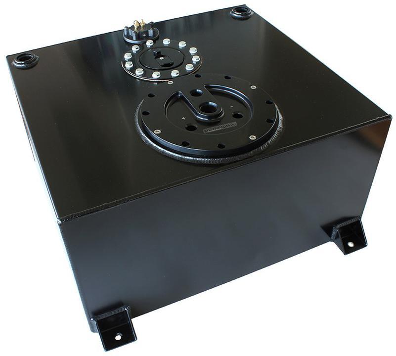 Aeroflow AF85-4050ASBLK Alloy Fuel Cell 57L (3 x Pump) Sparesbox - Image 1