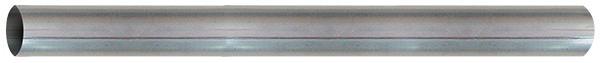 "Aeroflow AF8601-250L Aluminium Tube 2.50"" OD 63mm Wall 2.03mm 1M Long Sparesbox - Image 1"