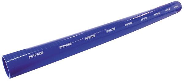 "Aeroflow AF9001-325L Silicone Hose Blue  3.25"" 82mm x 1Mtr Sparesbox - Image 1"