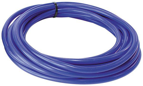 "Aeroflow AF9031-012-25 Silicone Vacuum Hose Blue I.D 1/8"" 3mm x 25 Foot 7.6M Roll Sparesbox - Image 1"