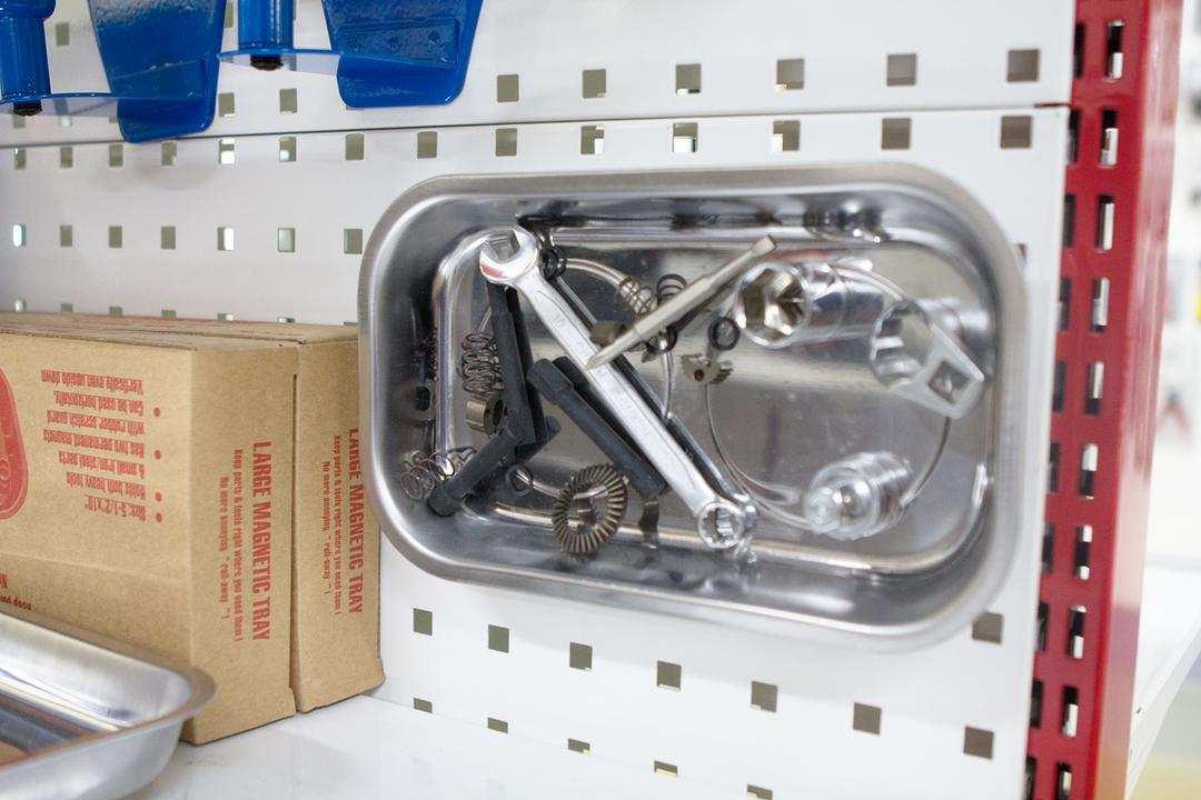 Bikeservice Magnetic Parts Tray 240 X 140 Sparesbox - Image 3