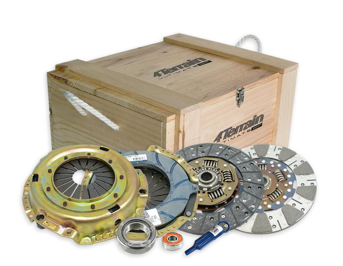 4Terrain Ultimate Clutch Kit 4TU1039N Sparesbox - Image 1