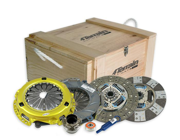 4Terrain Ultimate Clutch Kit 4TU1658N Sparesbox - Image 1