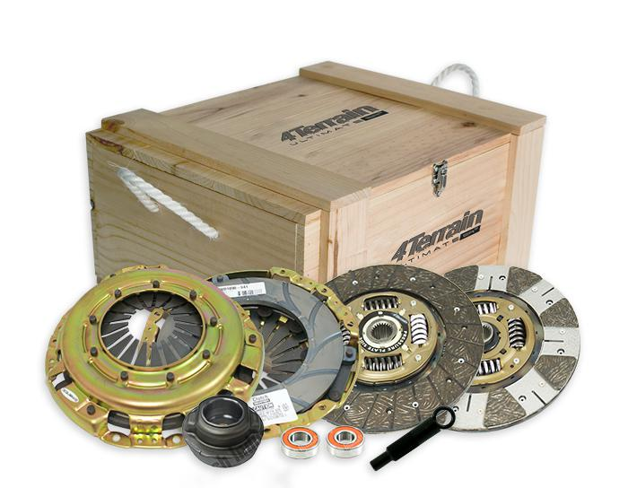 4Terrain Ultimate Clutch Kit 4TU2596N Sparesbox - Image 1