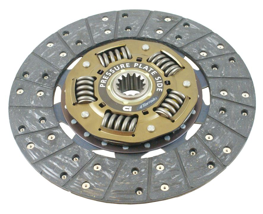 4Terrain Ultimate Clutch Kit 4TU2597N Sparesbox - Image 3