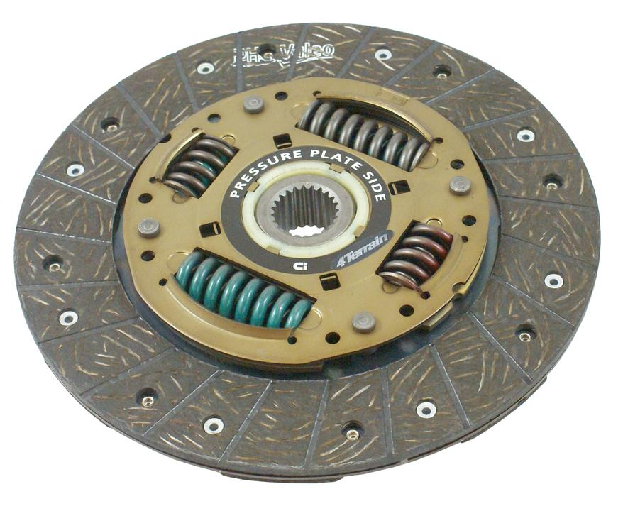 4Terrain Ultimate Clutch Kit 4TU2765N Sparesbox - Image 3