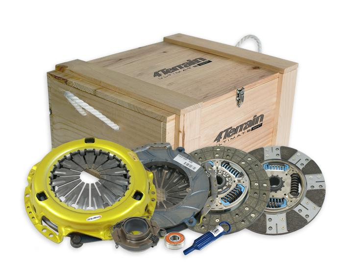 4Terrain Ultimate Clutch Kit 4TU3056N Sparesbox - Image 1