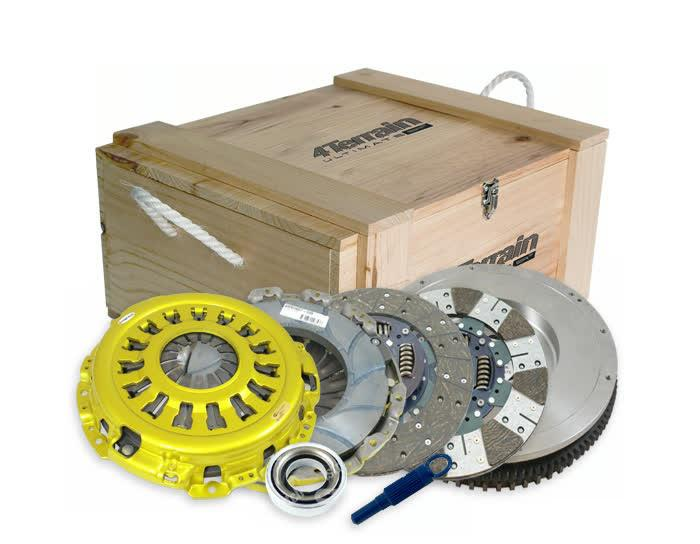 4Terrain Ultimate Clutch Kit 4TUDMR2477N Sparesbox - Image 1