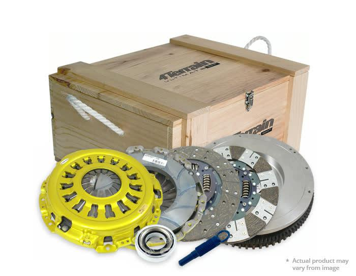 4Terrain Ultimate Clutch Kit 4TUDMR2486N Sparesbox - Image 1