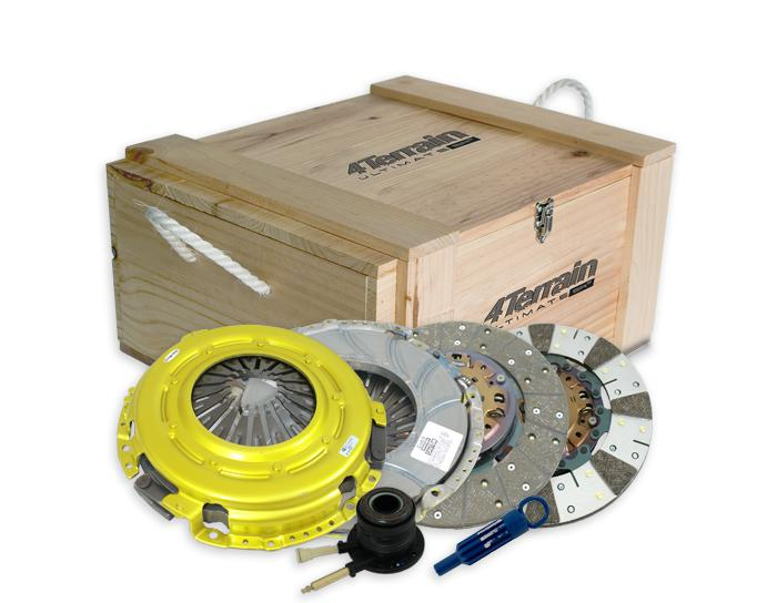 4Terrain Ultimate Clutch Kit Inc. Flywheel 4TUDMR2780N-CSC Sparesbox - Image 1