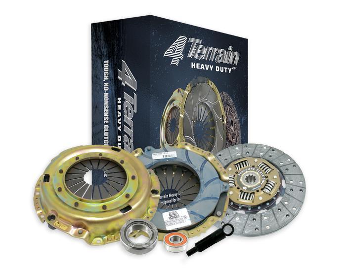 4Terrain Heavy Duty Clutch Kit 4T1054NHD Sparesbox - Image 1