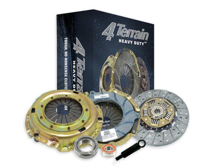 4Terrain Heavy Duty Clutch Kit 4T1055NHD Sparesbox - Image 1