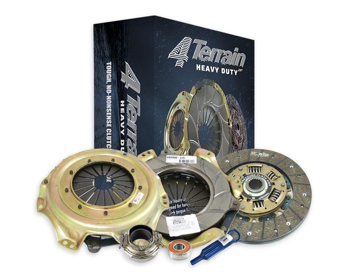4Terrain Heavy Duty Clutch Kit 4T1090NHD Sparesbox - Image 1