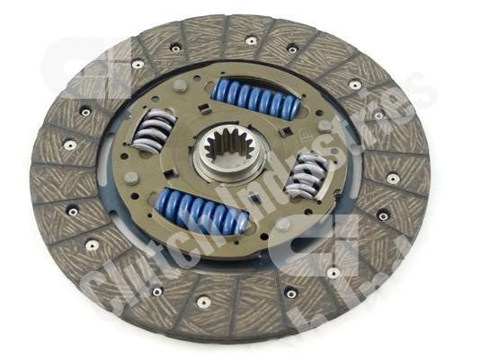 4Terrain Heavy Duty Clutch Kit 4T1097NHD Sparesbox - Image 3