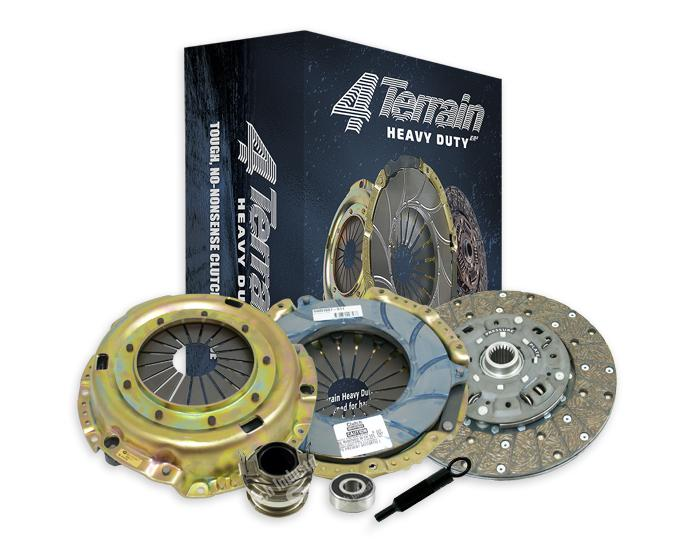 4Terrain Heavy Duty Clutch Kit 4T1113NHD Sparesbox - Image 1