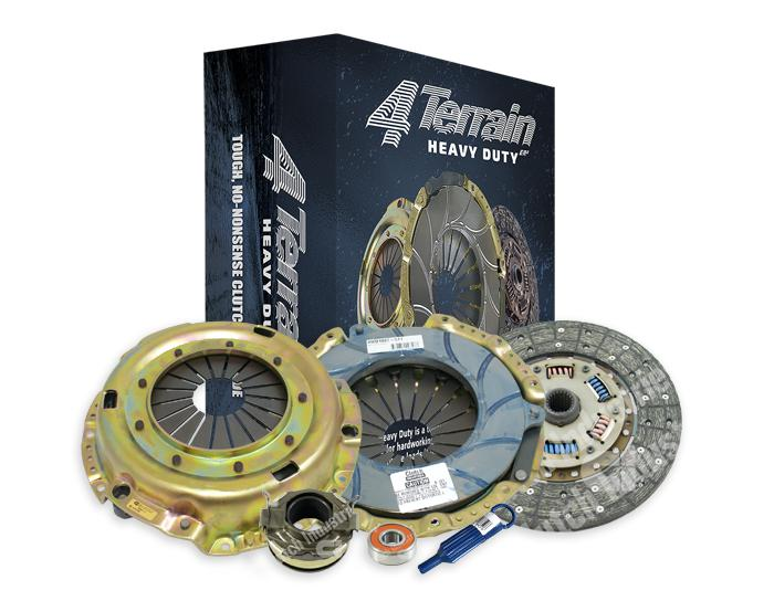 4Terrain Heavy Duty Clutch Kit 4T1115NHD Sparesbox - Image 1