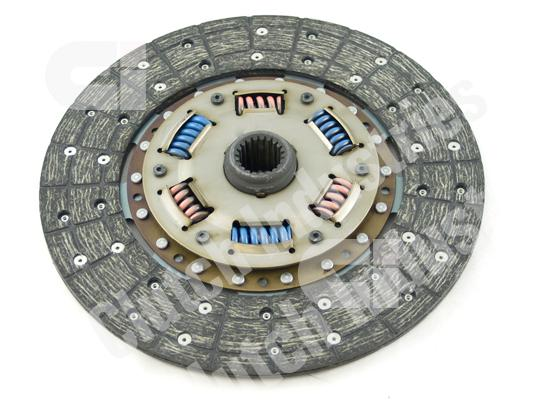 4Terrain Heavy Duty Clutch Kit 4T1115NHD Sparesbox - Image 3