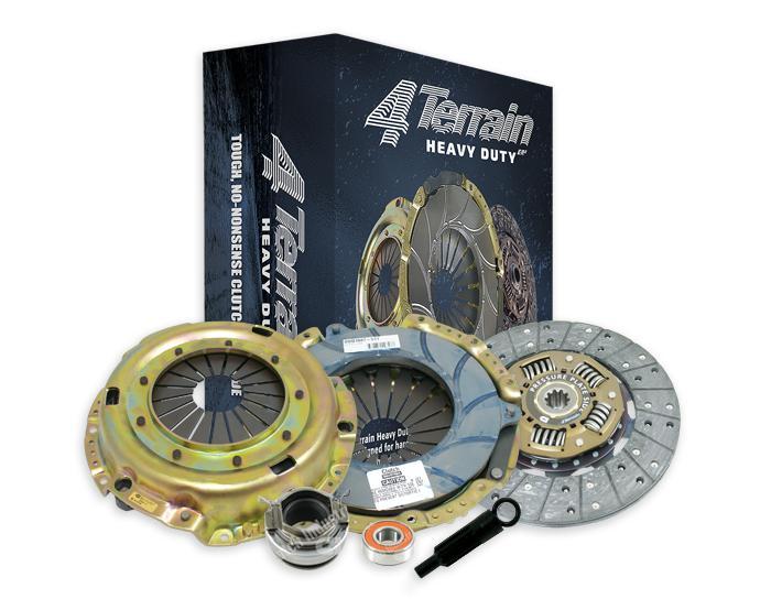 4Terrain Heavy Duty Clutch Kit 4T1117NHD Sparesbox - Image 1