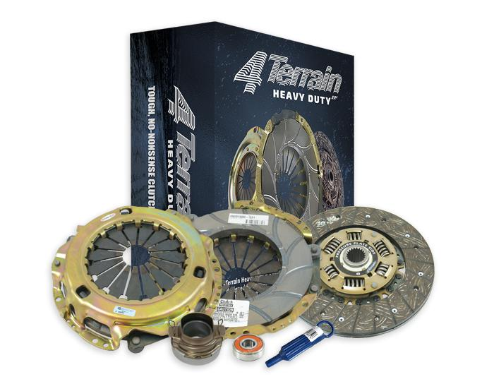 4Terrain Heavy Duty Clutch Kit 4T1138NHD Sparesbox - Image 1