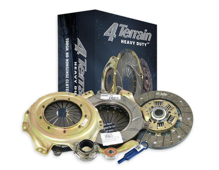 4Terrain Heavy Duty Clutch Kit 4T1146NHD Sparesbox - Image 1