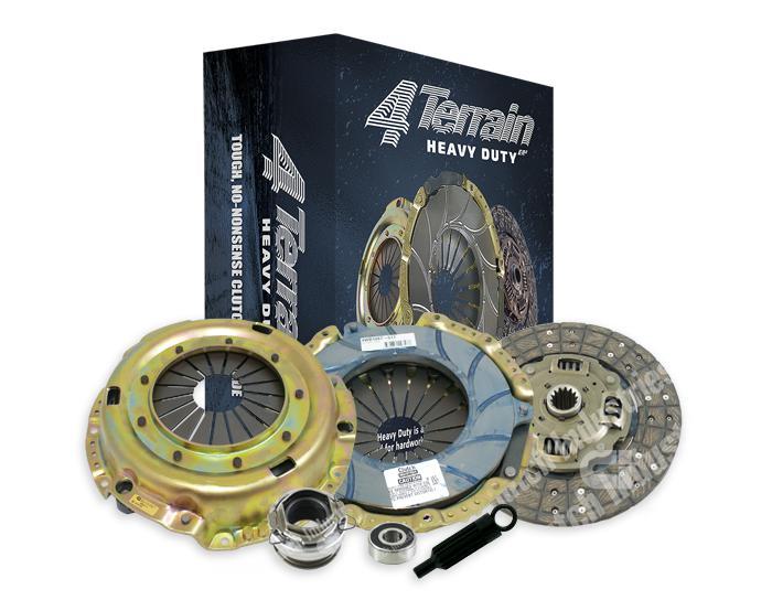 4Terrain Heavy Duty Clutch Kit 4T1199NHD Sparesbox - Image 1