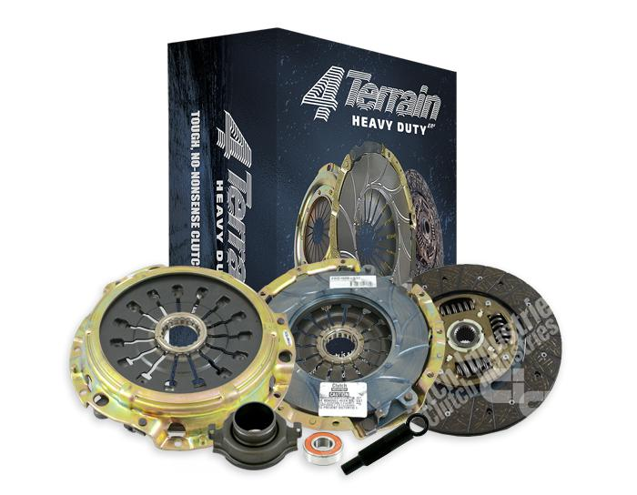 4Terrain Heavy Duty Clutch Kit 4T1440NHD Sparesbox - Image 1