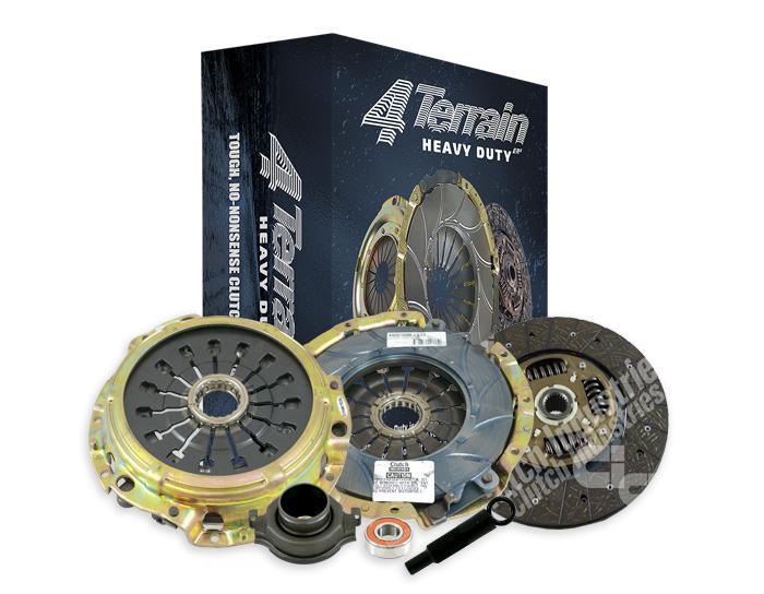 4Terrain Heavy Duty Clutch Kit 4T1689NHD Sparesbox - Image 1