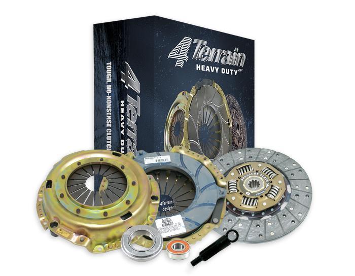 4Terrain Heavy Duty Clutch Kit 4T19NHD Sparesbox - Image 1