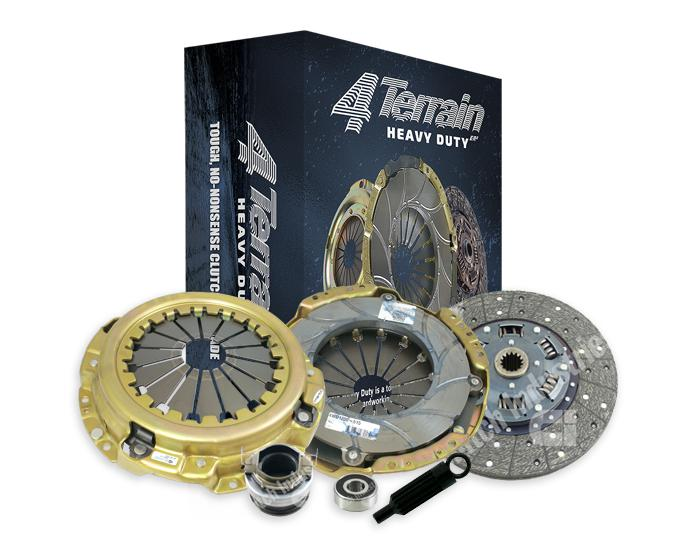 4Terrain Heavy Duty Clutch Kit 4T2021NHD Sparesbox - Image 1