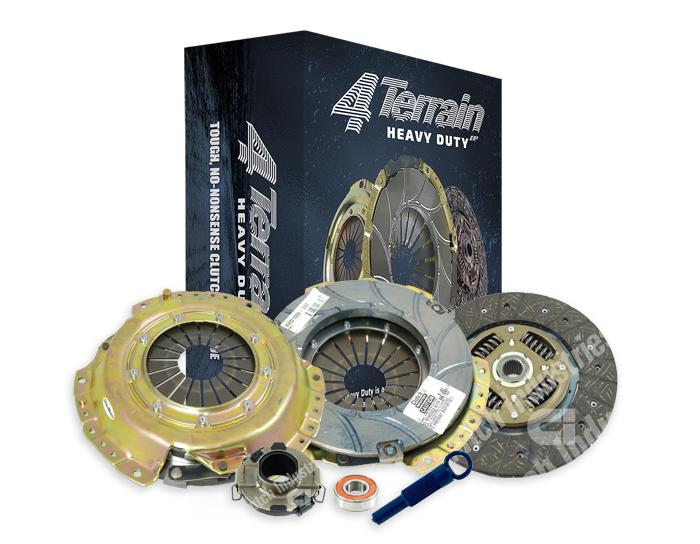 4Terrain Heavy Duty Clutch Kit 4T2215NHD Sparesbox - Image 1