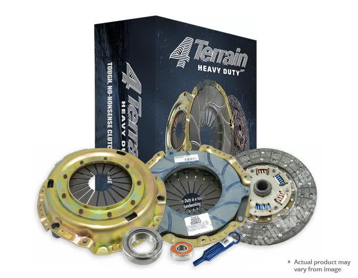 4Terrain Heavy Duty Clutch Kit 4T2333NHD Sparesbox - Image 1