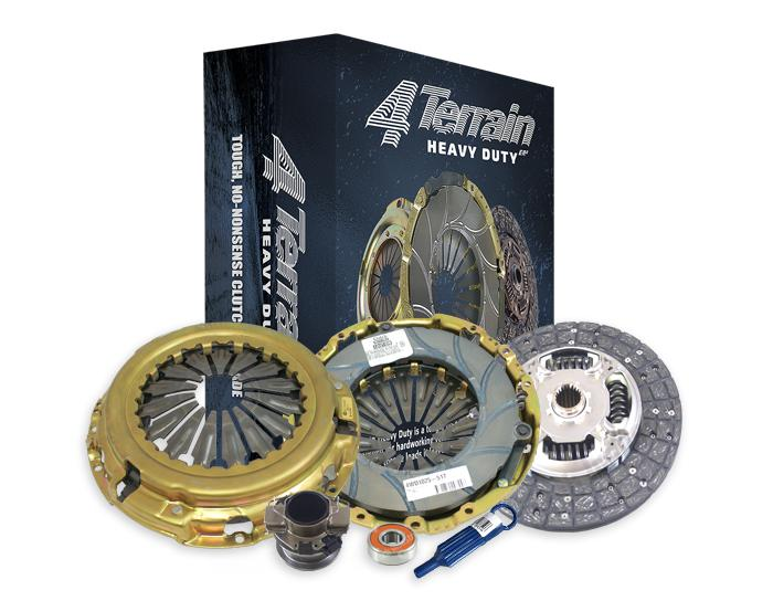 4Terrain Heavy Duty Clutch Kit 4T2348NHD Sparesbox - Image 1