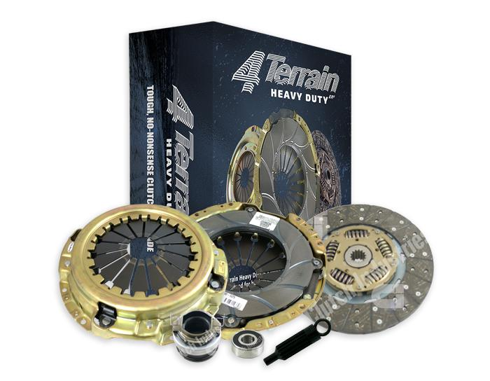 4Terrain Heavy Duty Clutch Kit 4T2354NHD Sparesbox - Image 1