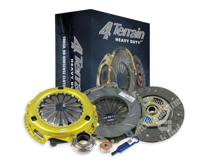 4Terrain Heavy Duty Clutch Kit 4T2375NHD Sparesbox - Image 1