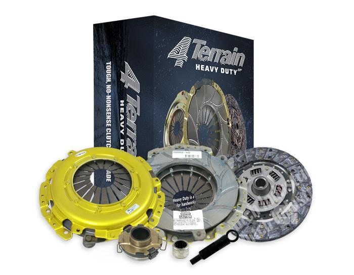 4Terrain Heavy Duty Clutch Kit 4T2376NHD Sparesbox - Image 1