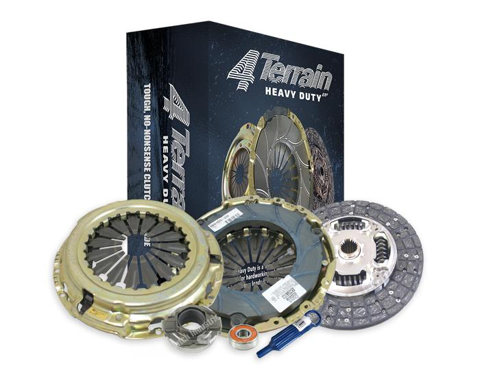 4Terrain Heavy Duty Clutch Kit 4T2384NHD Sparesbox - Image 1