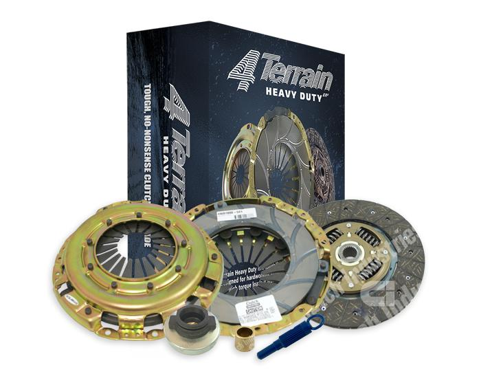 4Terrain Heavy Duty Clutch Kit 4T2478NHD Sparesbox - Image 1