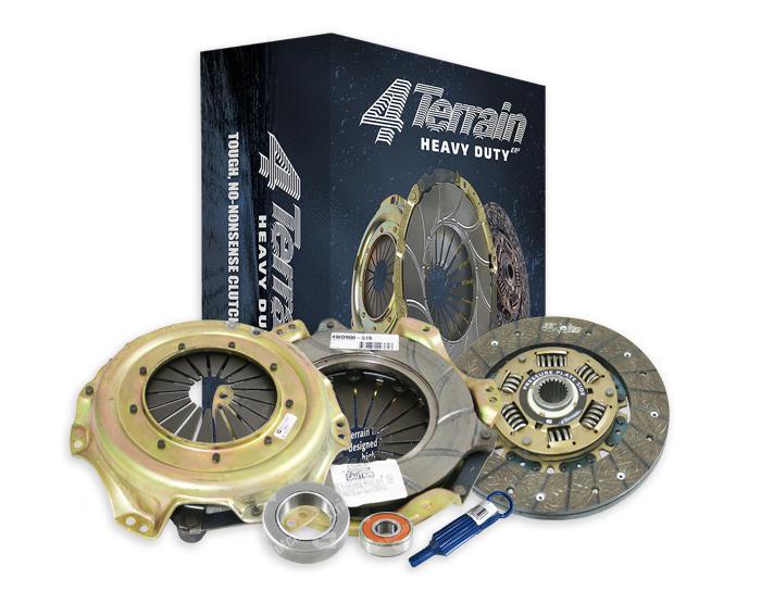 4Terrain Heavy Duty Clutch Kit 4T247NHD Sparesbox - Image 1