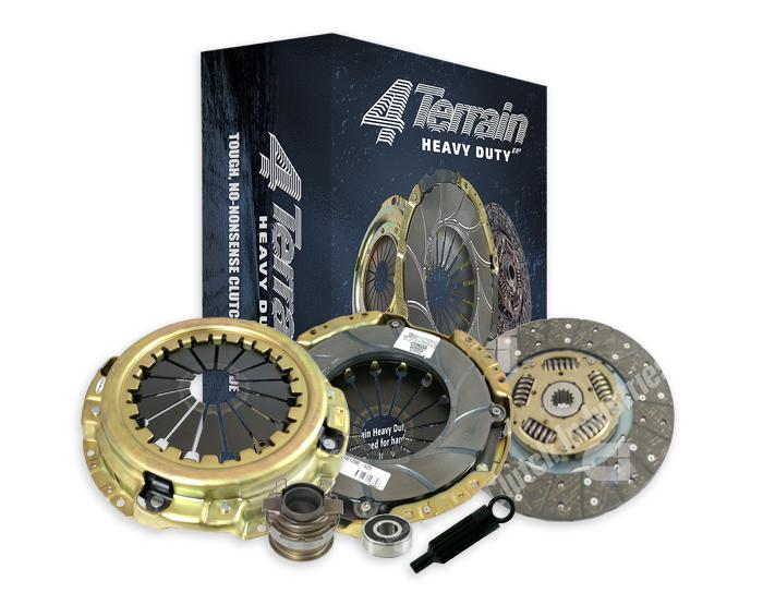 4Terrain Heavy Duty Clutch Kit 4T2538NHD Sparesbox - Image 1