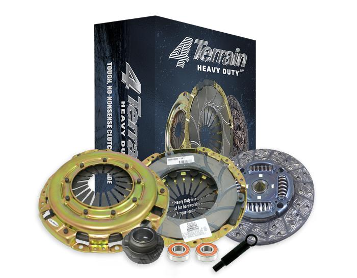 4Terrain Heavy Duty Clutch Kit 4T2596NHD Sparesbox - Image 1