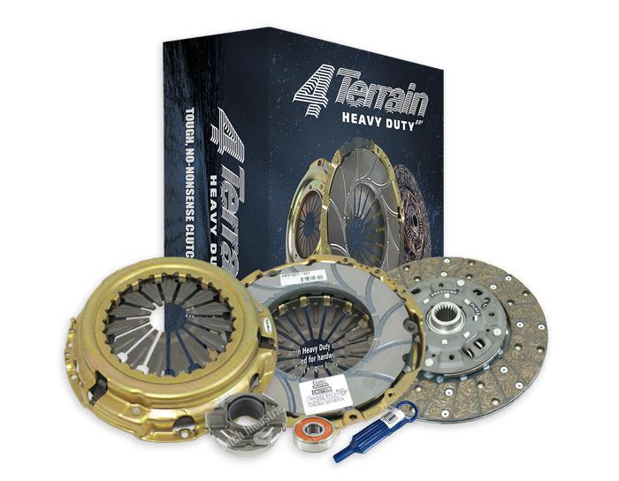 4Terrain Heavy Duty Clutch Kit 4T2682NHD Sparesbox - Image 1