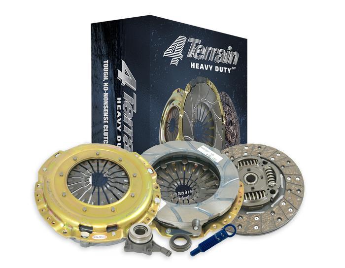 4Terrain Heavy Duty Clutch Kit Inc. CSC 4T2775NHD-CSC Sparesbox - Image 1