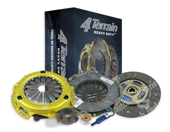 4Terrain Heavy Duty Clutch Kit 4T3056NHD Sparesbox - Image 1