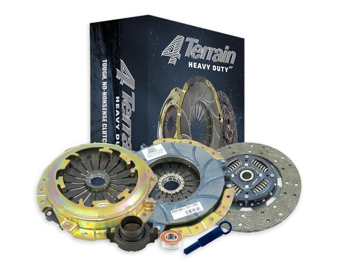 4Terrain Heavy Duty Clutch Kit 4TDMRSK1671NHD Sparesbox - Image 1