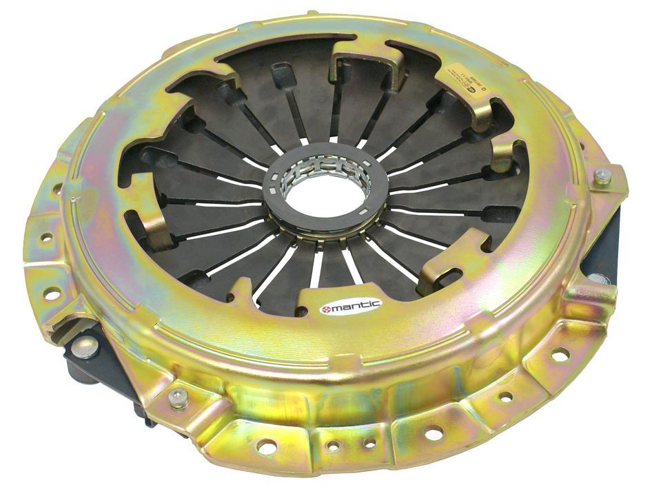 4Terrain Heavy Duty Clutch Kit 4TDMRSK1671NHD Sparesbox - Image 2