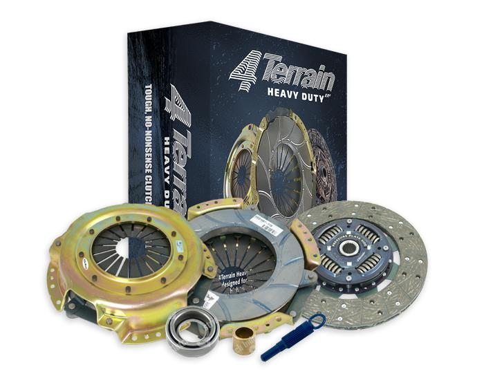 4Terrain Heavy Duty Clutch Kit 4TDMRSK2474NHD Sparesbox - Image 1